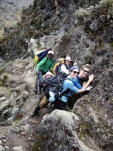 Climb-Rocky Wall